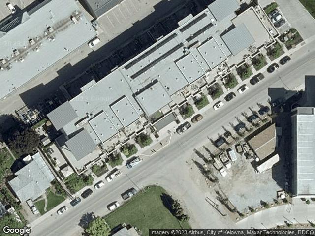 1550 Dickson Avenue #10 Kelowna, BC V1Y9Y8 Satellite View