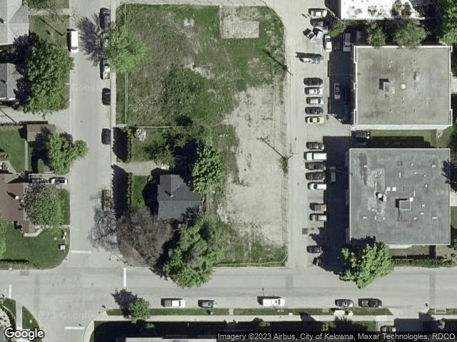 1883 Water Street #204 Kelowna, BC V1Y1K4 Satellite View