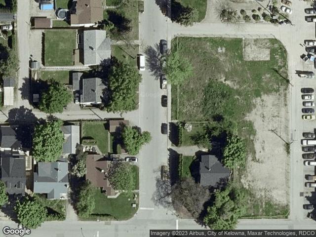 1883 Water Street #107 Kelowna, BC V1Y1K4 Satellite View