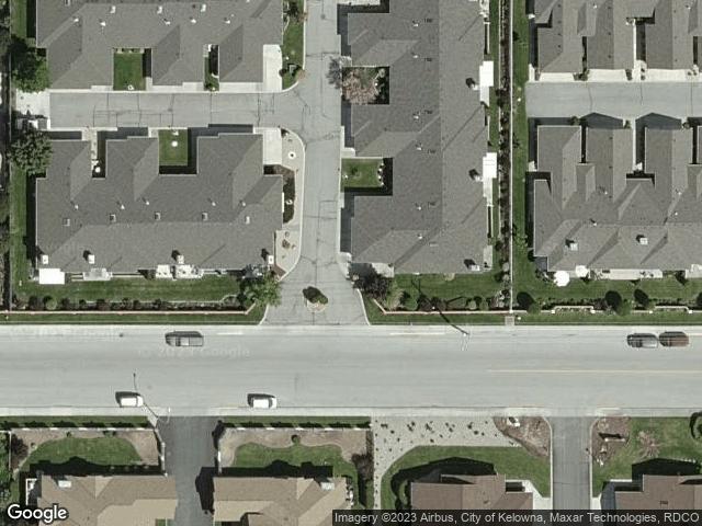 1874 Parkview Crescent #39 Kelowna, BC V1X7G6 Satellite View
