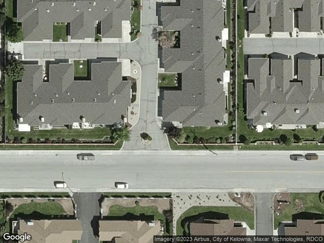 1874 Parkview Crescent #43 Kelowna, BC V1X7G6 Satellite View