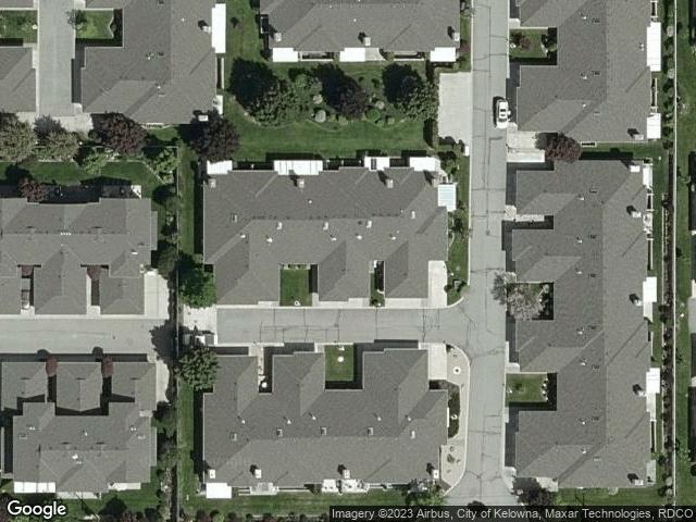 1874 Parkview Crescent #3 Kelowna, BC V1X7G6 Satellite View