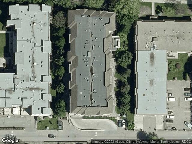 1007 Harvey Avenue #209 Kelowna, BC V1Y6E4 Satellite View