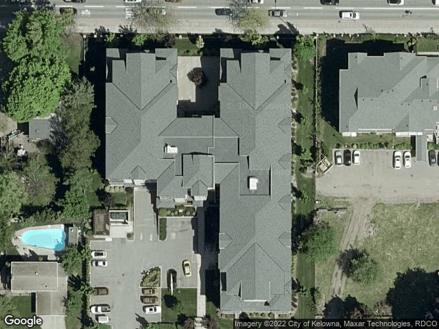 850 Saucier Avenue #224 Kelowna, BC V1Y6A3 Satellite View