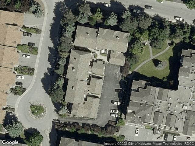 1675 Thayer Court #1 Kelowna, BC V1Y8M2 Satellite View