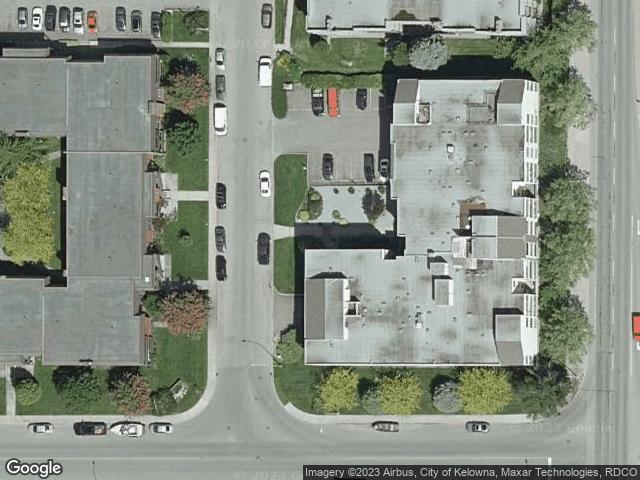1685 Ufton Court #115 Kelowna, BC V1Y8G7 Satellite View