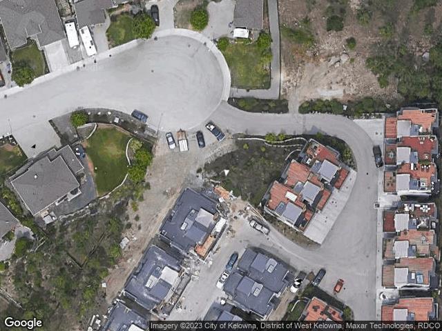 1818 Peak Point Court #18 West Kelowna, BC V1Z4B4 Satellite View