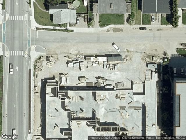 925 Leon Avenue #329 Kelowna, BC V1Y0E5 Satellite View
