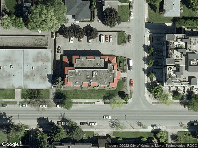 1494 Graham Street #302 Kelowna, BC V1Y3B1 Satellite View