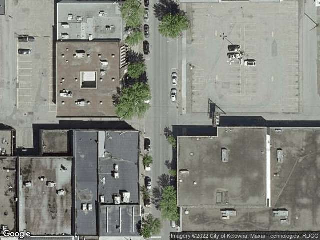 1471 St. Paul Street #2401 Kelowna, BC V1Y2E1 Satellite View
