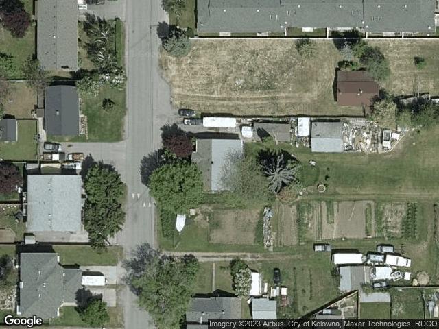 255 Taylor Road #5 Kelowna, BC V1X4G1 Satellite View