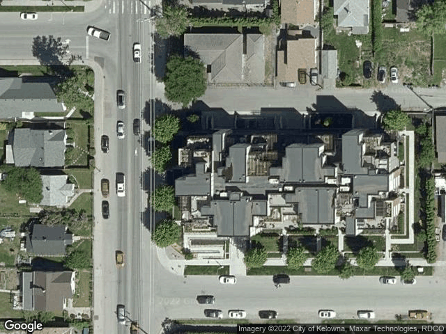 700 Martin Avenue #102 Kelowna, BC V1Y2L9 Satellite View