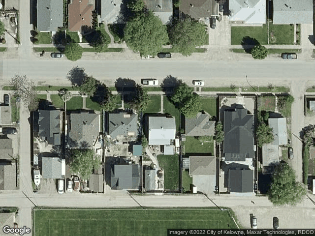 949 Stockwell Avenue Kelowna, BC V1Y6W3 Satellite View