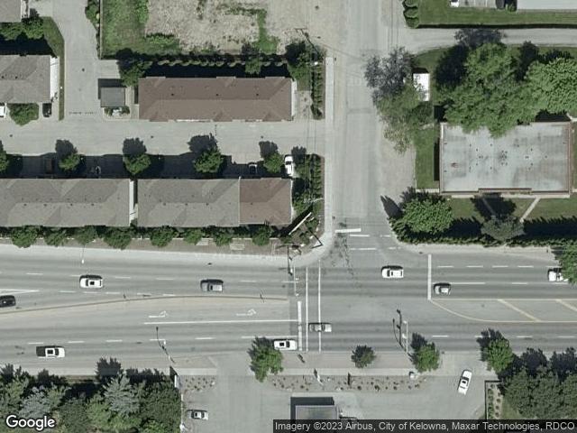 124 Mills Road #2 Kelowna, BC V1X4G7 Satellite View