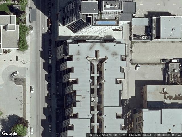 1331 Ellis Street #315 Kelowna, BC V1Y1Z9 Satellite View