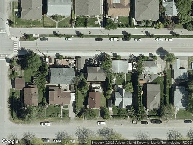 1025 Cawston Avenue Kelowna, BC V1Y9X2 Satellite View