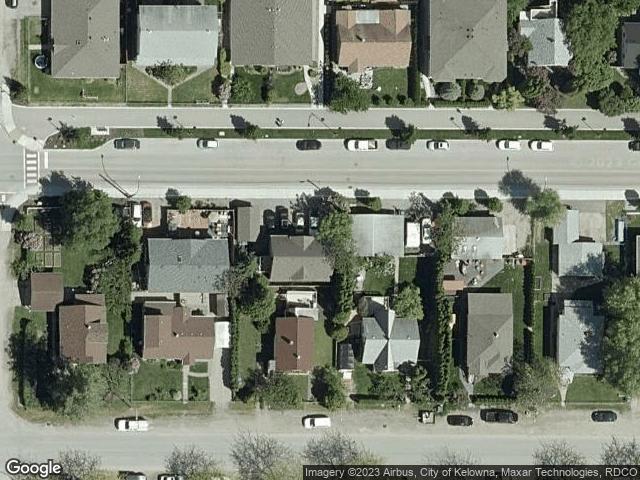 1027 Cawston Avenue Kelowna, BC V1Y9X2 Satellite View