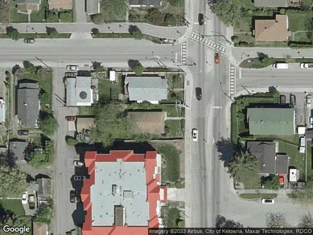 1308 Richter Street #7 Kelowna, BC V1Y2L3 Satellite View