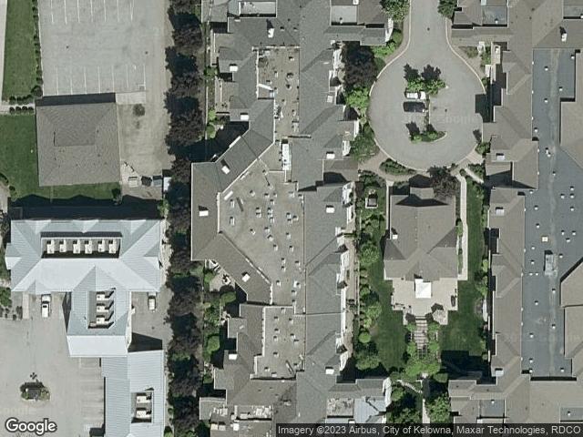 555 Houghton Road #206 Kelowna, BC V1X7P9 Satellite View