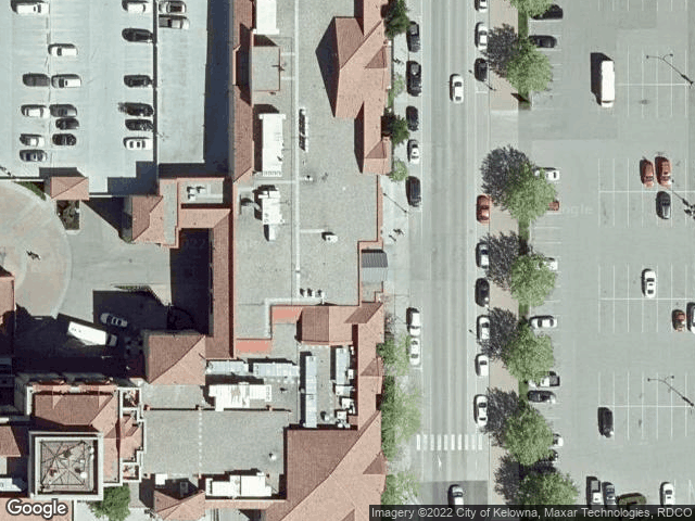 1288 Water Street #262 Kelowna, BC V1Y9P3 Satellite View