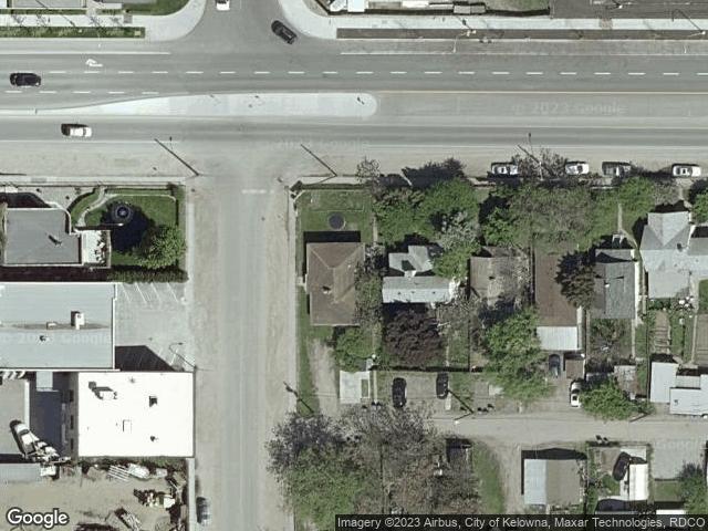 1215 St Paul Street #510 Kelowna, BC V1Y2C7 Satellite View