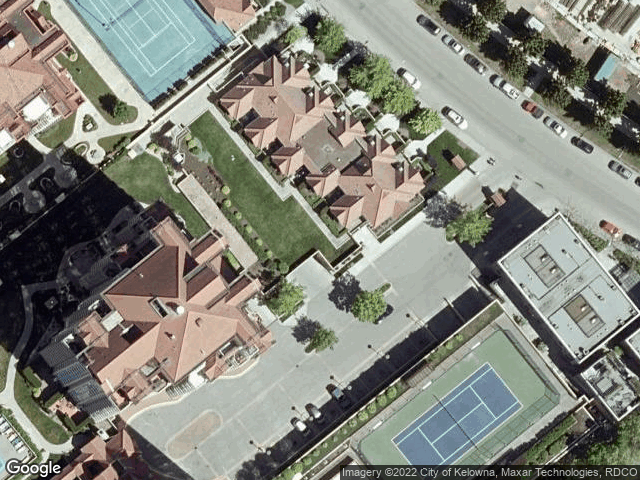 1156 Sunset Drive #115 Kelowna, BC V1Y9R7 Satellite View