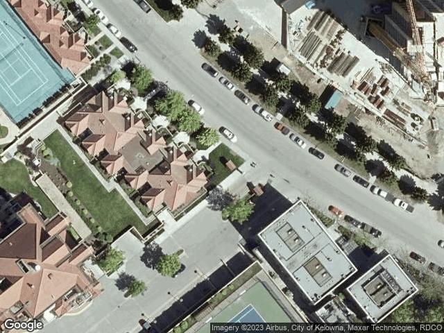 1152 Sunset Drive #505 Kelowna, BC V1Y9R7 Satellite View