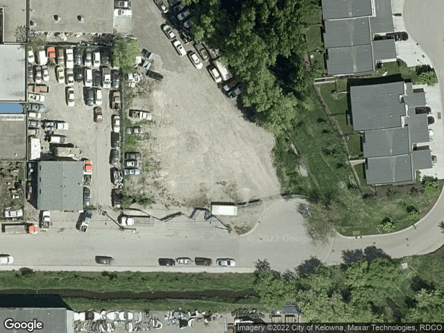 1170 Brant Avenue #16 Kelowna, BC V1Y7G3 Satellite View