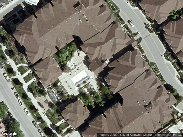 1083 Sunset Drive #210 Kelowna, BC V1Y9Z1 Satellite View