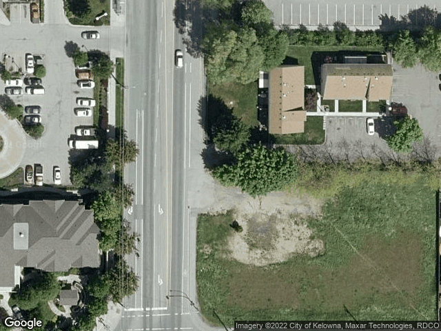 645 North Rutland Road #10 Kelowna, BC V1X3B6 Satellite View