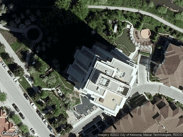 1075 Sunset Drive #2403 Kelowna, BC V1Y9Y9 Satellite View
