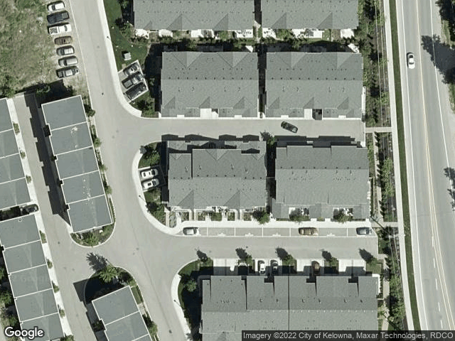 600 Boynton Place #84 Kelowna, BC V1V3B8 Satellite View