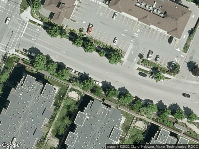 547 Yates Road #105 Kelowna, BC V1V2T9 Satellite View