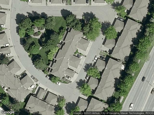 527 Yates Road #4 Kelowna, BC V1V1Z5 Satellite View