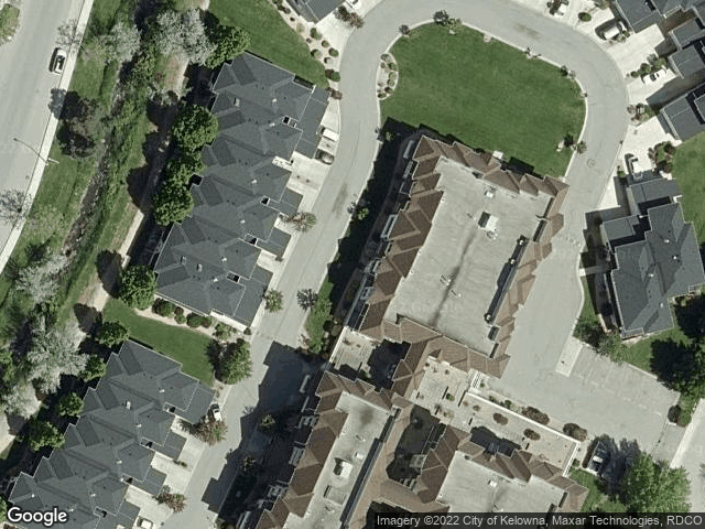 313 Whitman Road #2 Kelowna, BC V1V2J4 Satellite View