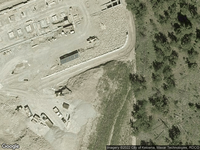 695 Academy Way #112 Kelowna, BC V1V0A2 Satellite View