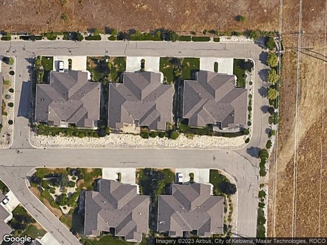 5328 Sandhills Drive Kelowna, BC V1X7Y7 Satellite View