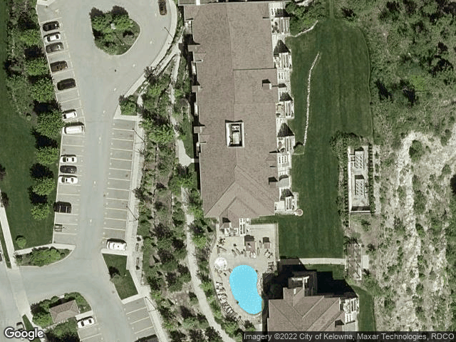 1875 Country Club Drive #1104 Kelowna, BC V1V2W6 Satellite View