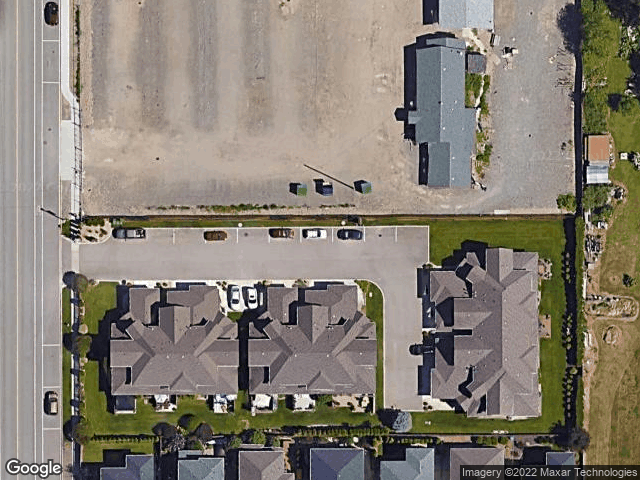 11387 Bottom Wood Lake Road #110 Lake Country, BC V4V2L4 Satellite View