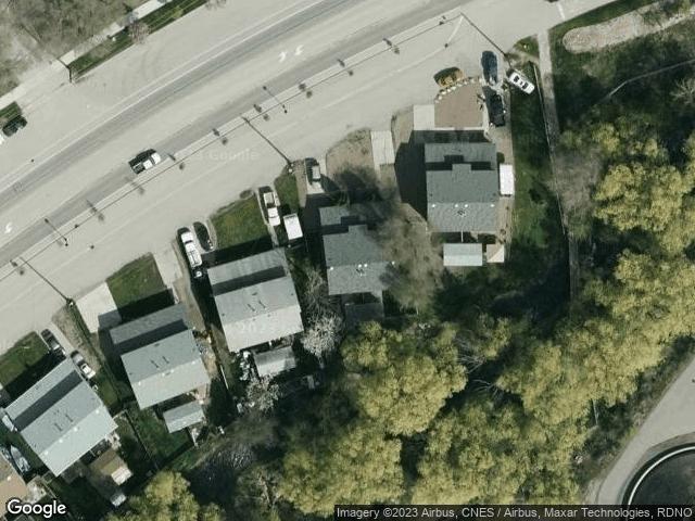 4910 25 Avenue #23 Bc, BC V1T6R4 Satellite View