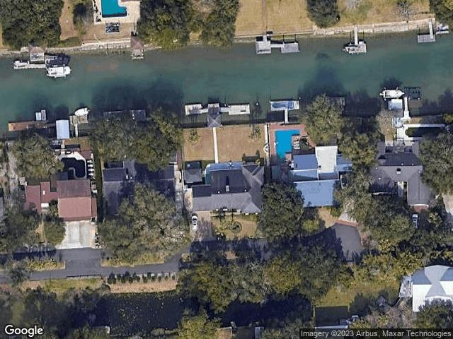 264 Rum Gully Rd. Murrells Inlet, SC 29576 Satellite View