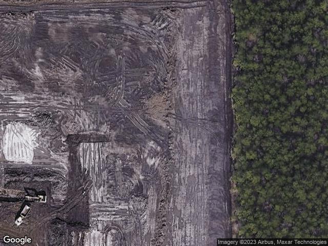 405 Heathside St. Murrells Inlet, SC 29576 Satellite View