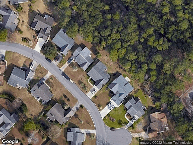 621 Bluebird Ln. Murrells Inlet, SC 29576 Satellite View