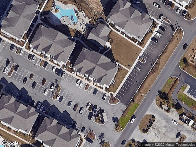 300 Shelby Lawson Dr. #101 Myrtle Beach, SC 29588 Satellite View