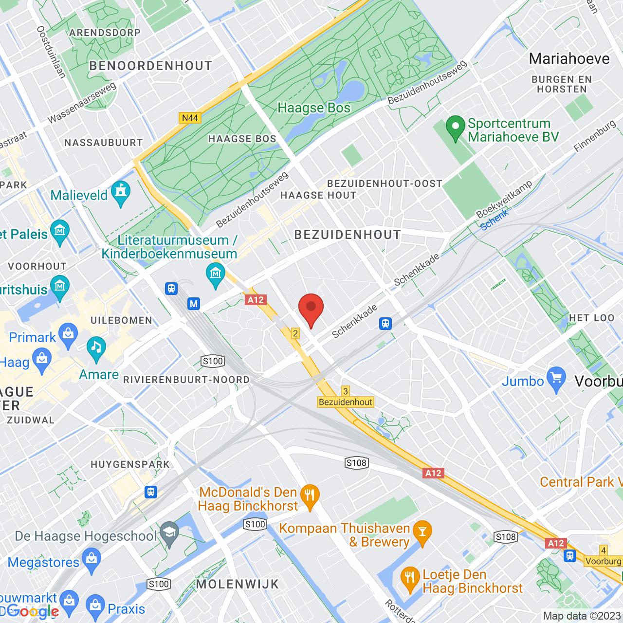 2595 BM Den Haag