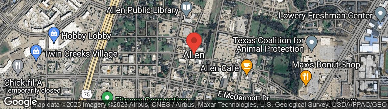 Mortgages Allen TX 75002