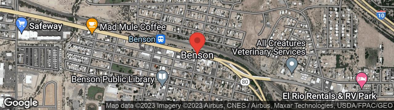 Mortgages Benson AZ 85602