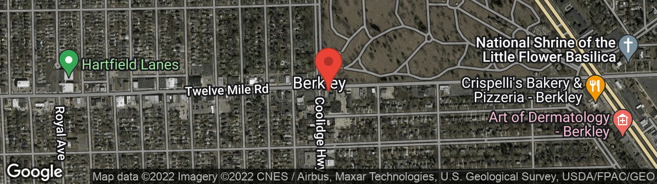 Drug Rehab Berkley MI 48072