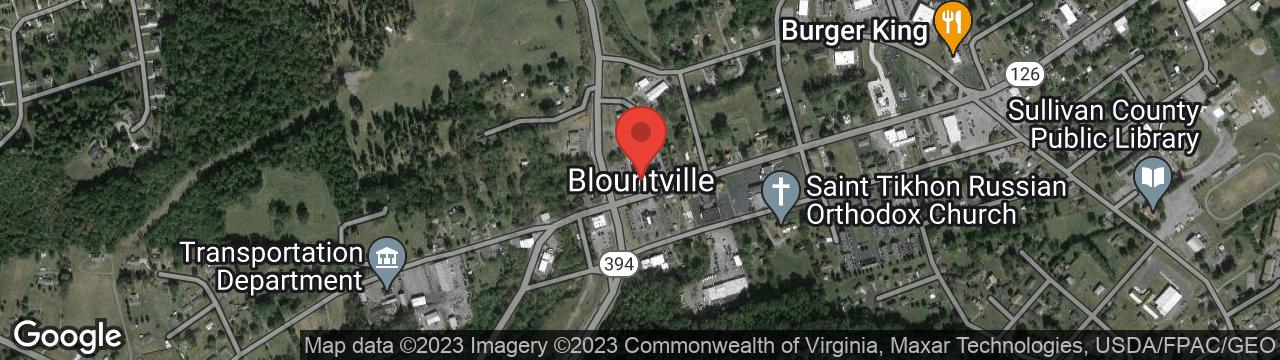Drug Rehab Blountville TN 37617