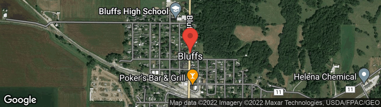 Mortgages Bluffs IL 62621